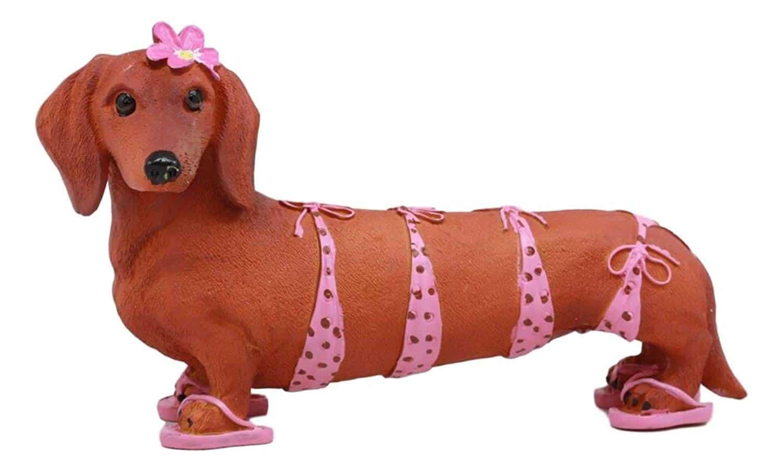 Pink Polkadot Bikini Beach BOD