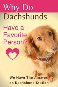 dachshund favorite person